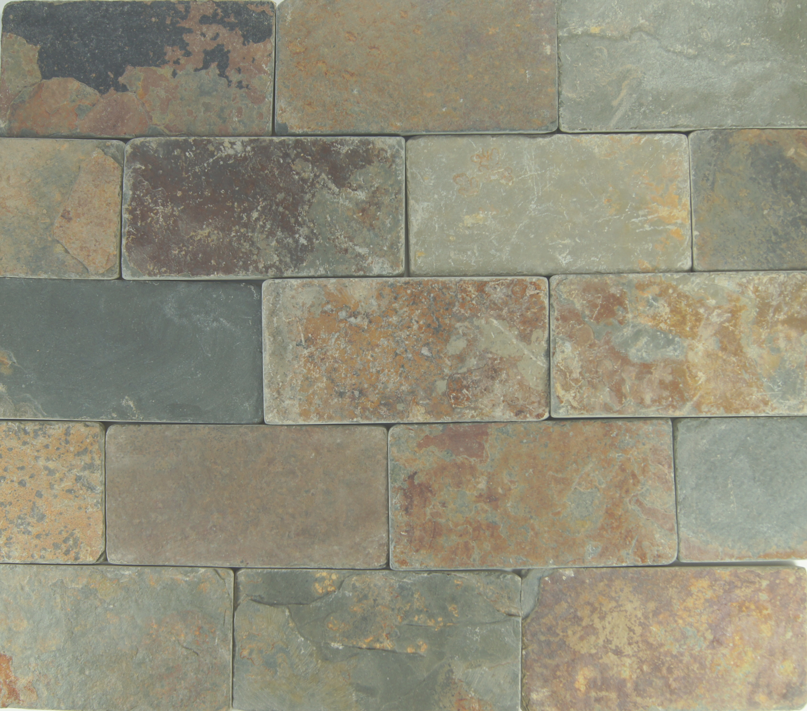 Coppers Mine Tumbled Petraslate Tile Amp Stone Is A