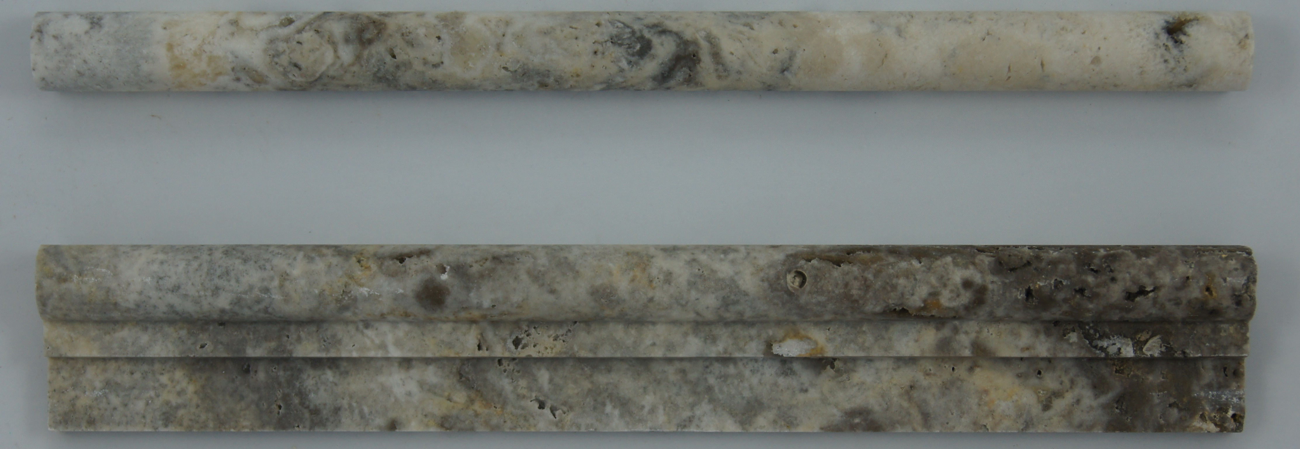Silver Chair Rail PetraSlate Tile & Stone is a wholesale