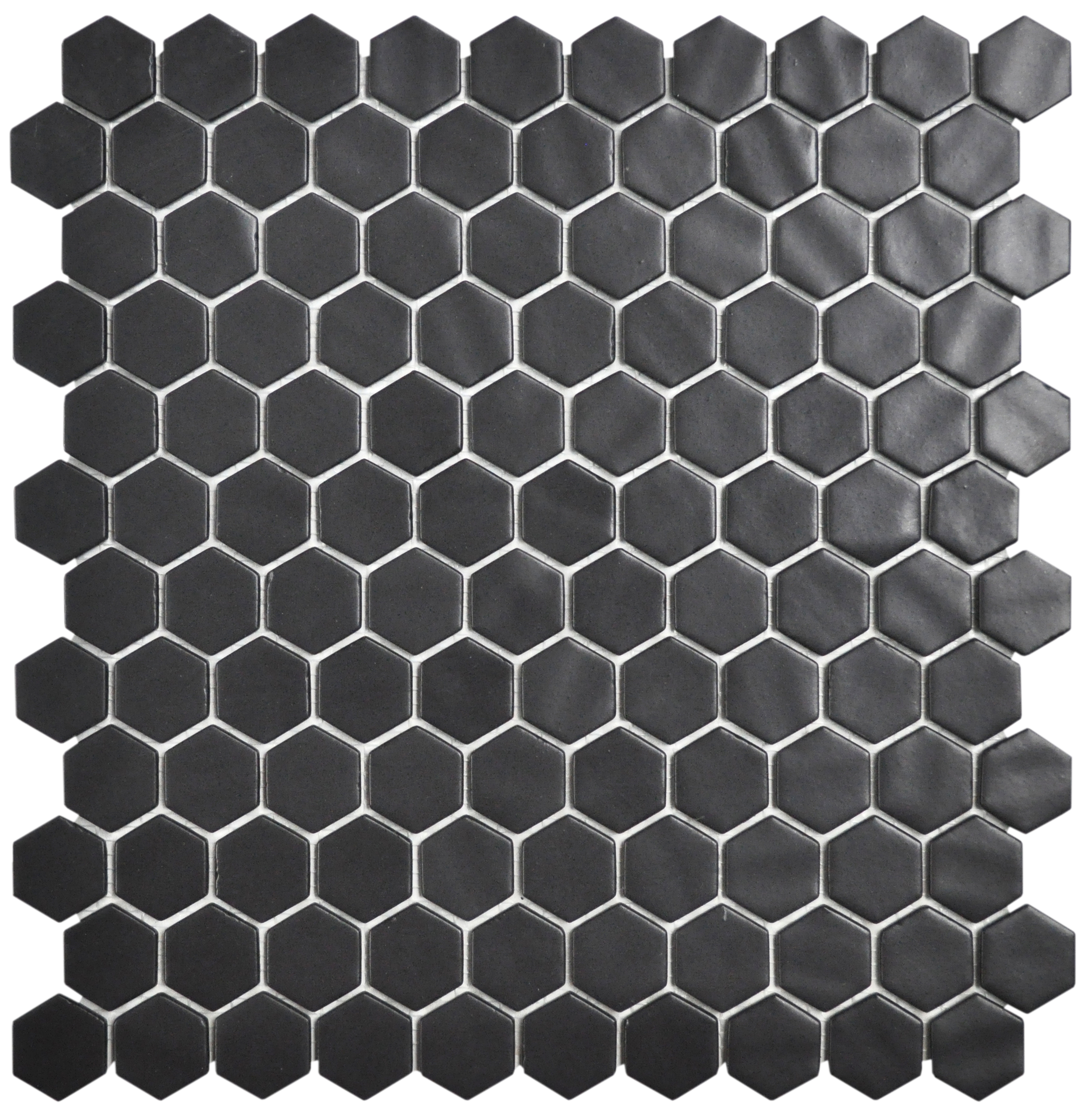 Nature Glass Hexagon Black Petraslate Tile Amp Stone Is