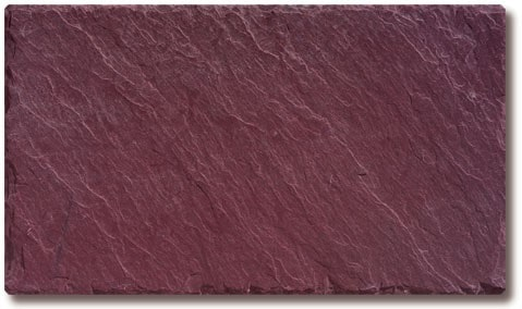 royal purple slate roofing tile